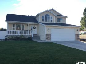 Home for sale at 417 W 2900 South, Vernal, UT  84078. Listed at 259900 with 5 bedrooms, 4 bathrooms and 2,332 total square feet