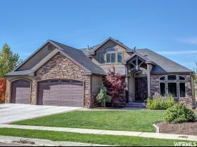 Home for sale at 11925 N Horizon Dr, Highland, UT 84003. Listed at 539900 with 4 bedrooms, 3 bathrooms and 4,423 total square feet