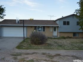 Home for sale at 2820 W 1100 North, Maeser, UT  84078. Listed at 132000 with 3 bedrooms, 2 bathrooms and 2,060 total square feet