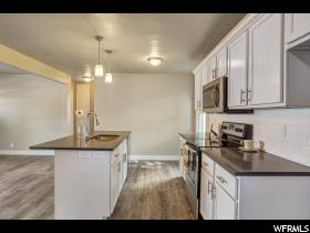 Home for sale at 4561 W 5500 South, Kearns, UT 84118. Listed at 214900 with 4 bedrooms, 2 bathrooms and 1,650 total square feet