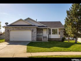 Home for sale at 921 S 1150 West, Clearfield, UT 84015. Listed at 269900 with 4 bedrooms, 3 bathrooms and 2,613 total square feet