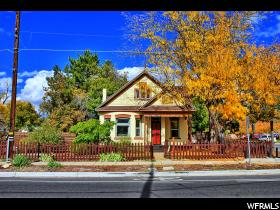 Home for sale at 587 E 1700 South, Salt Lake City, UT  84105. Listed at 310000 with 2 bedrooms, 2 bathrooms and 1,906 total square feet