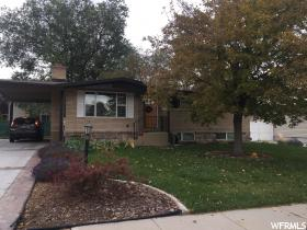Home for sale at 4530 S Thornwood Ave, Taylorsville, UT  84123. Listed at 259900 with 5 bedrooms, 3 bathrooms and 2,160 total square feet
