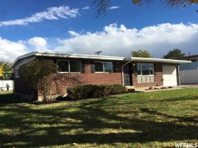 Home for sale at 4211 S Bennion Rd, Taylorsville, UT  84119. Listed at 209900 with 3 bedrooms, 2 bathrooms and 1,176 total square feet