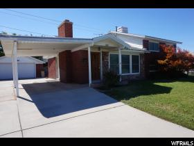 Home for sale at 1471 W 4180 South, Taylorsville, UT  84123. Listed at 207900 with 4 bedrooms, 2 bathrooms and 1,736 total square feet