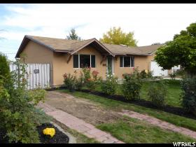 Home for sale at 3912 W Ridgecrest Dr, Taylorsville, UT  84118. Listed at 256000 with 5 bedrooms, 2 bathrooms and 2,160 total square feet