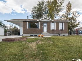 Home for sale at 3887 W Brandy Buck, Taylorsville, UT  84118. Listed at 215000 with 4 bedrooms, 2 bathrooms and 2,072 total square feet