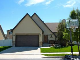 Home for sale at 2399 W Mont Blanc Dr, Riverton, UT 84065. Listed at 339000 with 5 bedrooms, 3 bathrooms and 3,262 total square feet