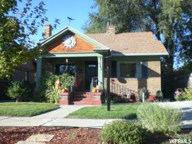 Home for sale at 563 E Cleveland Ave, Salt Lake City, UT  84105. Listed at 280000 with 2 bedrooms, 1 bathrooms and 1,510 total square feet