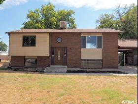Home for sale at 1159 W 525 North, Clearfield, UT 84015. Listed at 189900 with 4 bedrooms, 2 bathrooms and 1,971 total square feet