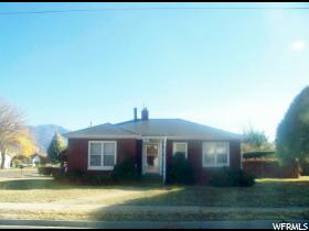 Home for sale at 307 W 100 North, Richfield, UT 84701. Listed at 145000 with 4 bedrooms, 2 bathrooms and 2,110 total square feet