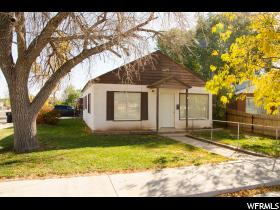 Home for sale at 200 E 400 South, Vernal, UT  84078. Listed at 79900 with 2 bedrooms, 1 bathrooms and 1,014 total square feet