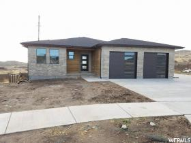 Home for sale at 1661 W Packsaddle Cir., Bluffdale, UT  84065. Listed at 384800 with 3 bedrooms, 2 bathrooms and 3,294 total square feet