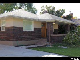Home for sale at 576 E Browning Ave, Salt Lake City, UT  84105. Listed at 334900 with 3 bedrooms, 2 bathrooms and 1,495 total square feet