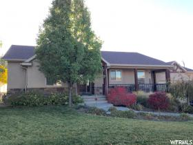 Home for sale at 13948 S Emmeline Dr, Herriman, UT 84096. Listed at 410000 with 5 bedrooms, 3 bathrooms and 3,805 total square feet
