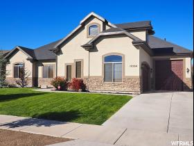 Home for sale at 12554 S 4260 West, Riverton, UT 84096. Listed at 470000 with 3 bedrooms, 2 bathrooms and 4,487 total square feet