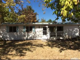 Home for sale at 1889 E 3900 South, Millcreek, UT  84106. Listed at 199500 with 3 bedrooms, 2 bathrooms and 1,000 total square feet