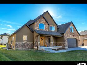 Home for sale at 4107 W View Pointe Dr, Highland, UT 84003. Listed at 449900 with 5 bedrooms, 3 bathrooms and 4,421 total square feet