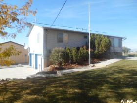 Home for sale at 1160 S State St, Genola, UT 84655. Listed at 349000 with 4 bedrooms, 2 bathrooms and 1,840 total square feet