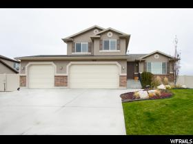 Home for sale at 5848 S 4325 West, Hooper, UT  84315. Listed at 319900 with 5 bedrooms, 4 bathrooms and 2,998 total square feet
