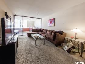 Home for sale at 44 W 300 South #2203S, Salt Lake City, UT 84101. Listed at 320000 with 2 bedrooms, 2 bathrooms and 1,510 total square feet