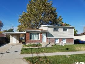 Home for sale at 2321 N 690 West, Clinton, UT 84015. Listed at 169900 with 4 bedrooms, 2 bathrooms and 1,505 total square feet