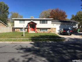 Home for sale at 1071 E Webster Dr, Sandy, UT  84094. Listed at 269900 with 4 bedrooms, 2 bathrooms and 1,788 total square feet