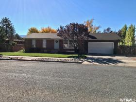 Home for sale at 497 W Valley View Dr, Richfield, UT  84701. Listed at 189500 with 5 bedrooms, 3 bathrooms and 2,520 total square feet