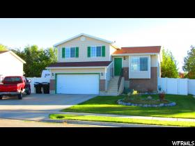 Home for sale at 2157 W 1450 North, Clinton, UT 84015. Listed at 232000 with 4 bedrooms, 3 bathrooms and 1,784 total square feet