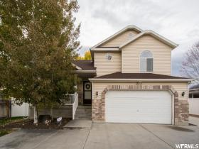 Home for sale at 377 E Sego Lily, Sandy, UT  84070. Listed at 299900 with 3 bedrooms, 3 bathrooms and 2,288 total square feet