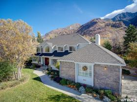 Home for sale at 11811 S Hidden Brook Blvd, Sandy, UT  84092. Listed at 669000 with 4 bedrooms, 3 bathrooms and 5,010 total square feet