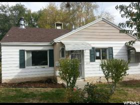 Home for sale at 3052 S Jackson, Ogden, UT 84403. Listed at 93000 with 2 bedrooms, 1 bathrooms and 1,029 total square feet