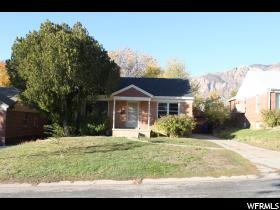 Home for sale at 1652 E 20th St, Ogden, UT 84401. Listed at 156000 with 4 bedrooms, 2 bathrooms and 1,674 total square feet