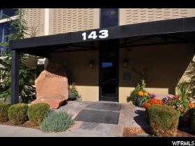 Home for sale at 143 E First Ave #303, Salt Lake City, UT 84103. Listed at 215000 with 1 bedrooms, 1 bathrooms and 758 total square feet