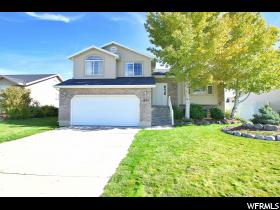 Home for sale at 1674 N 2400 West, Clinton, UT 84015. Listed at 229900 with 3 bedrooms, 2 bathrooms and 2,023 total square feet