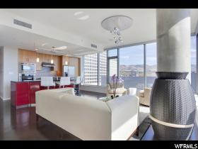 Home for sale at 35 E 100 South #1106, Salt Lake City, UT 84111. Listed at 1050000 with 2 bedrooms, 2 bathrooms and 1,376 total square feet