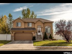 Home for sale at 2587 W 2650 North, Clinton, UT 84015. Listed at 250000 with 3 bedrooms, 2 bathrooms and 1,759 total square feet