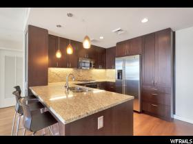 Home for sale at 99 W South Temple St #905, Salt Lake City, UT 84101. Listed at 425000 with 1 bedrooms, 1 bathrooms and 941 total square feet