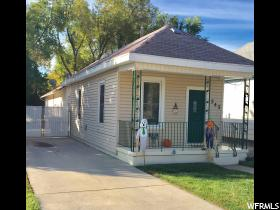 Home for sale at 545 E Douglas, Ogden, UT 84404. Listed at 137500 with 2 bedrooms, 1 bathrooms and 1,261 total square feet