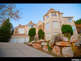 Home for sale at 5878 S Spring Canyon Road, Ogden, UT 84403. Listed at 589000 with 5 bedrooms, 5 bathrooms and 7,763 total square feet