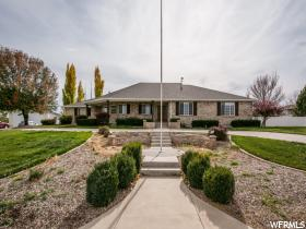 Home for sale at 2235 W Mountainside Cir, Bluffdale, UT  84065. Listed at 678000 with 6 bedrooms, 5 bathrooms and 7,365 total square feet