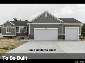 Home for sale at 6085 W 5350 South, Hooper, UT  84315. Listed at 378900 with 3 bedrooms, 2 bathrooms and 3,405 total square feet