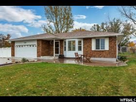 Home for sale at 2295 W 14850 South, Bluffdale, UT  84065. Listed at 415000 with 3 bedrooms, 3 bathrooms and 2,203 total square feet