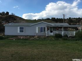Home for sale at 20536 W 780 North, Duchesne, UT 84021. Listed at 129900 with 3 bedrooms, 2 bathrooms and 1,352 total square feet