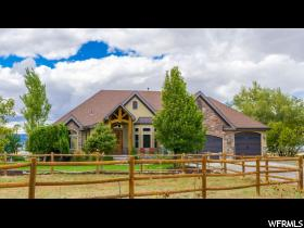 Home for sale at 3201 N Pronghorn Rd, Erda, UT  84074. Listed at 589500 with 6 bedrooms, 5 bathrooms and 4,802 total square feet