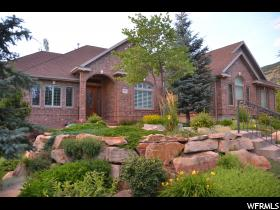 Home for sale at 686 W Springwood Dr., Farmington, UT  84025. Listed at 1187500 with 4 bedrooms, 5 bathrooms and 6,233 total square feet