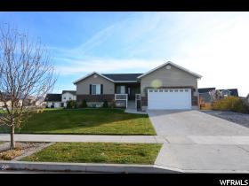 Home for sale at 1140 W 2500 South, Nibley, UT 84321. Listed at 284900 with 6 bedrooms, 2 bathrooms and 2,903 total square feet