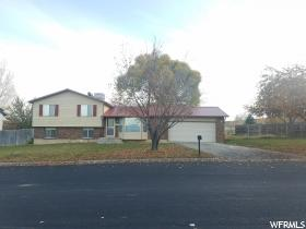 Home for sale at 3321 W 440 South, Maeser, UT  84078. Listed at 165000 with 4 bedrooms, 3 bathrooms and 1,689 total square feet