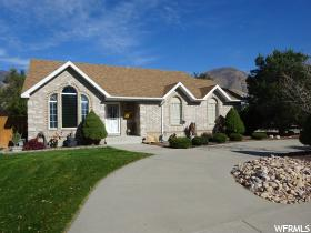 Home for sale at 713 E 1200 North, Mapleton, UT 84664. Listed at 334900 with 3 bedrooms, 4 bathrooms and 3,122 total square feet