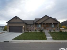 Home for sale at 905 S 950 East, Ephraim, UT 84627. Listed at 318000 with 6 bedrooms, 3 bathrooms and 3,833 total square feet